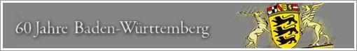 60 Jahre Baden Württemberg